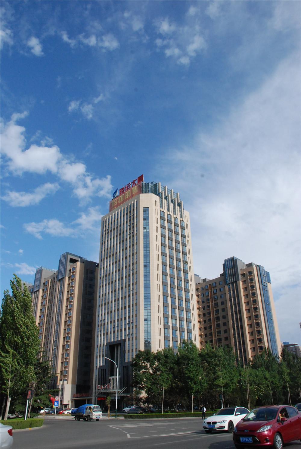 北海路聯運大廈精裝寫字樓對外出租