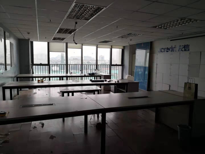 (快租无中介费)奎文区胜利街潍州路阳光100写字楼出租
