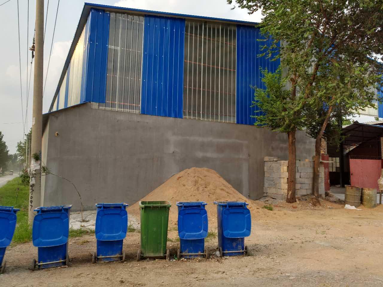 潍城佳乐家物流园对面新建厂房仓库出租可分租