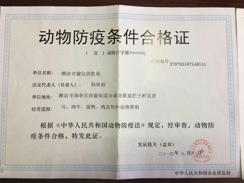 寒亭禹王湿地养殖基地低价出租