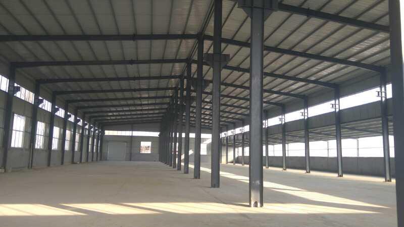 高柳镇可按整体要求自建厂房出租出售