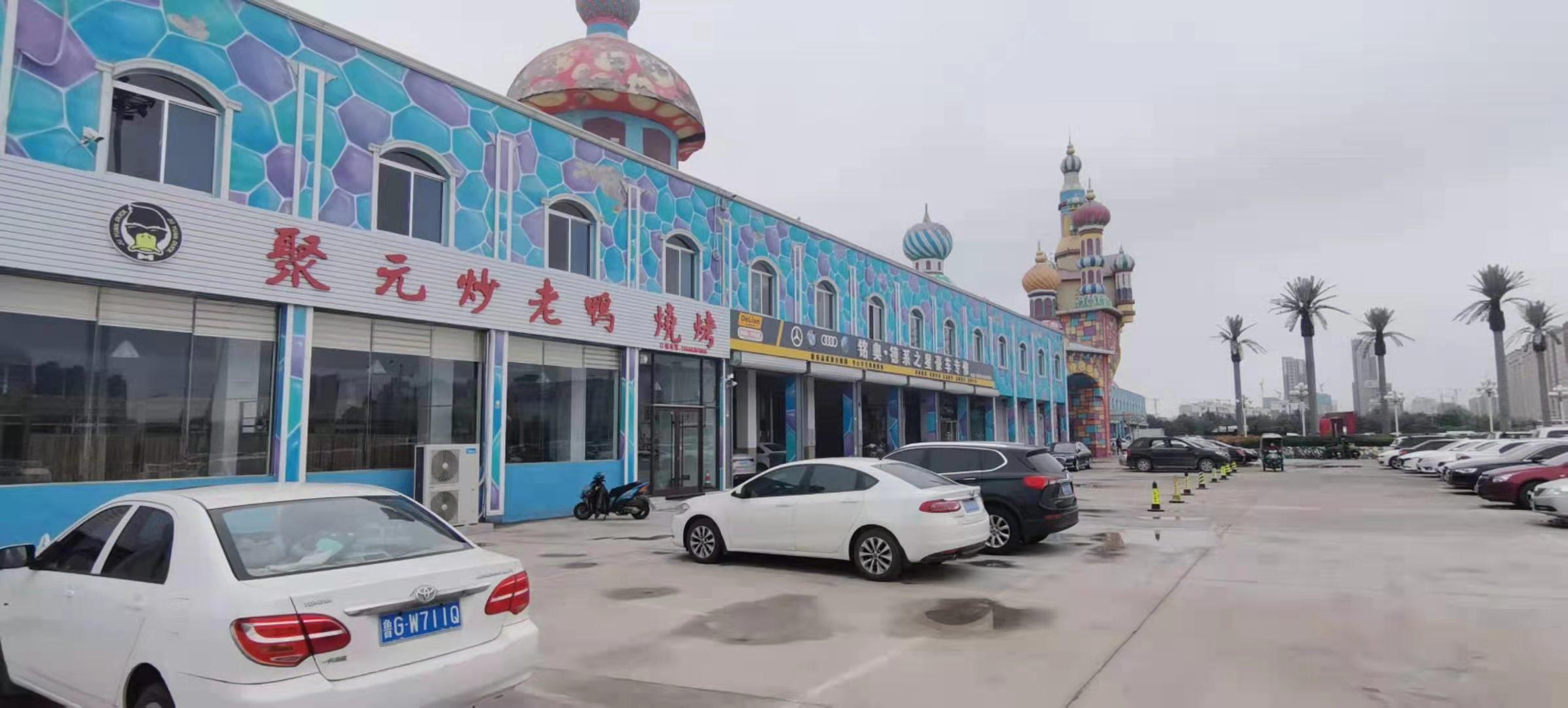 (快租免费寻址)潍城区清平路与卧龙街海上明珠餐饮店转让