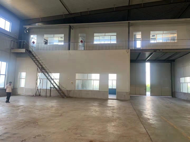 (快租)潍城乐埠山工业园标准钢结构车间3200平和办公室出租