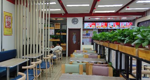 (快租免费寻址)高新区福寿街银枫路汉堡店转让